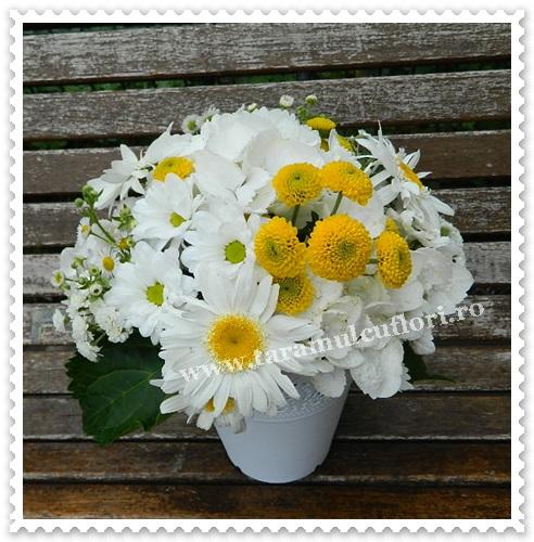 Aranjamente florale mese.6378